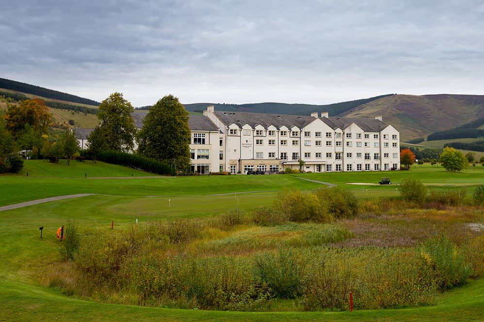 macdonald cardrona hotel in peebles