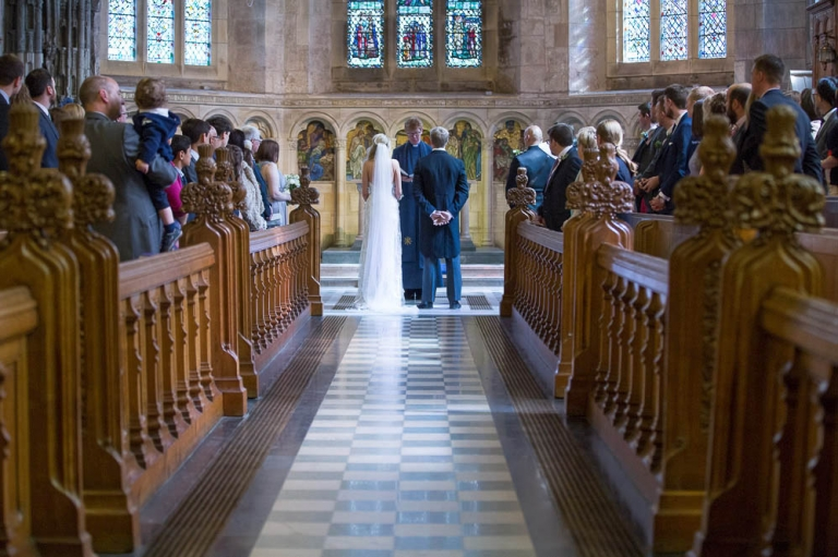 St Andrews Wedding Photography Lucy And Duncan