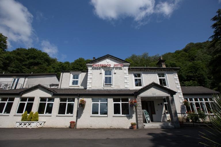 1 Kingswood hotel in Burntisland