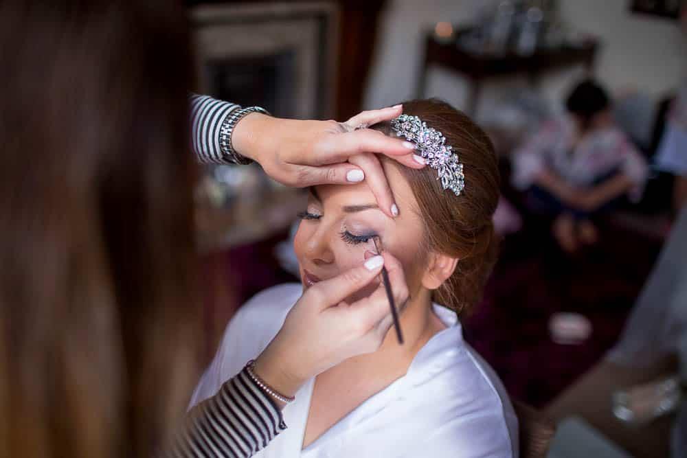 3 bride make up