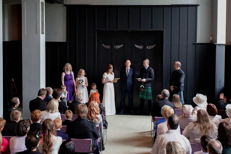 2 wedding ceremony