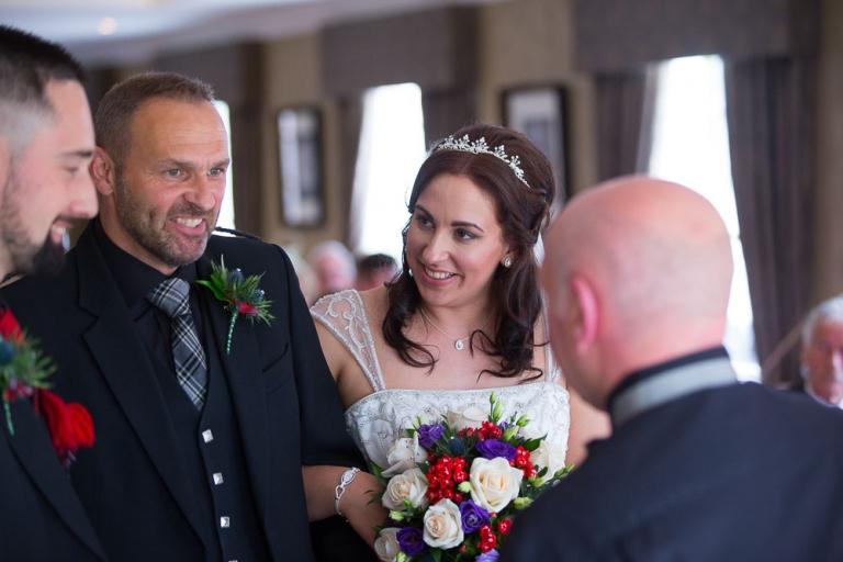 Banchory Lodge Hotel Wedding Photography Mirisha Matthew