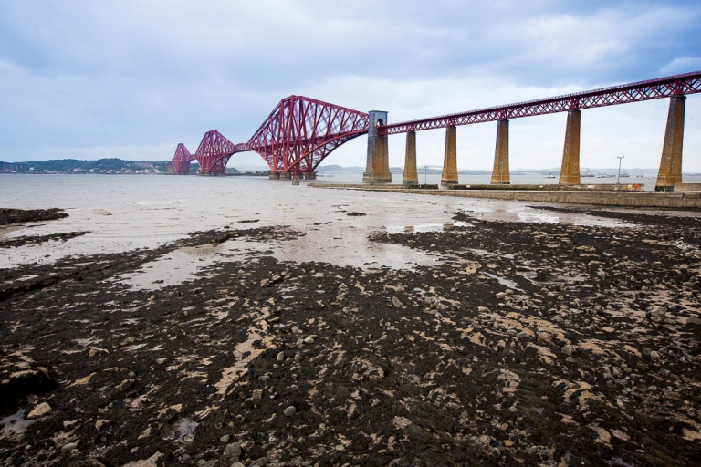 1 forth bridge from south queensferry