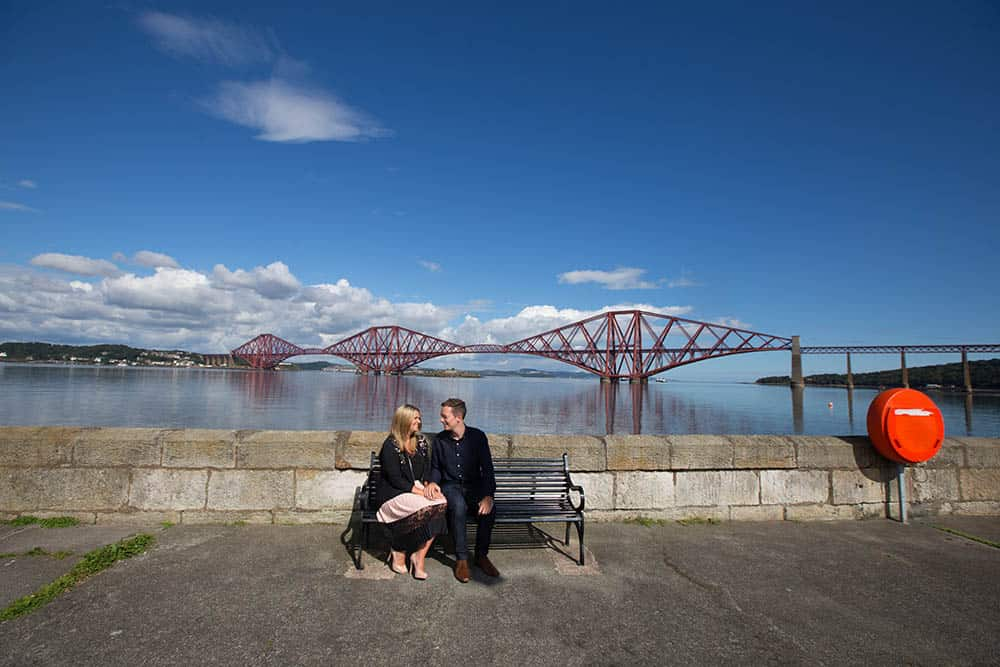 4 engagement south queensferry