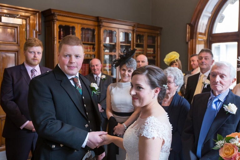 Glasgow City Chambers wedding - by white tree photography 003