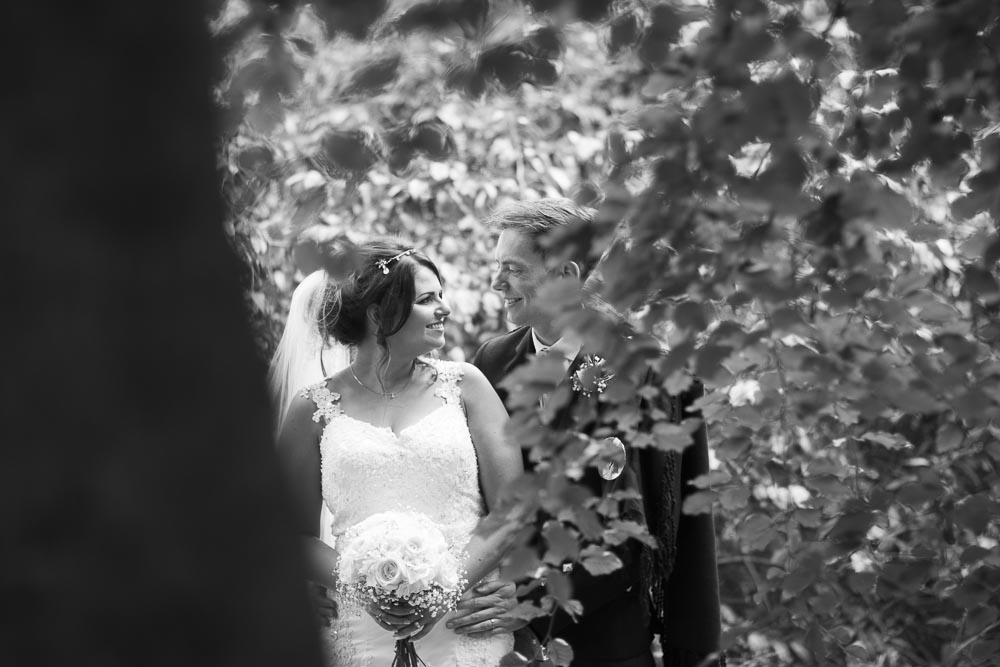 dunblane hydro wedding photography bride and groom