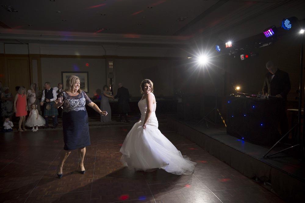 dunblane hydro wedding photography second dance