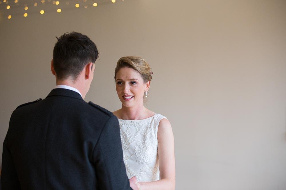altskeith house wedding photography wedding ceremony
