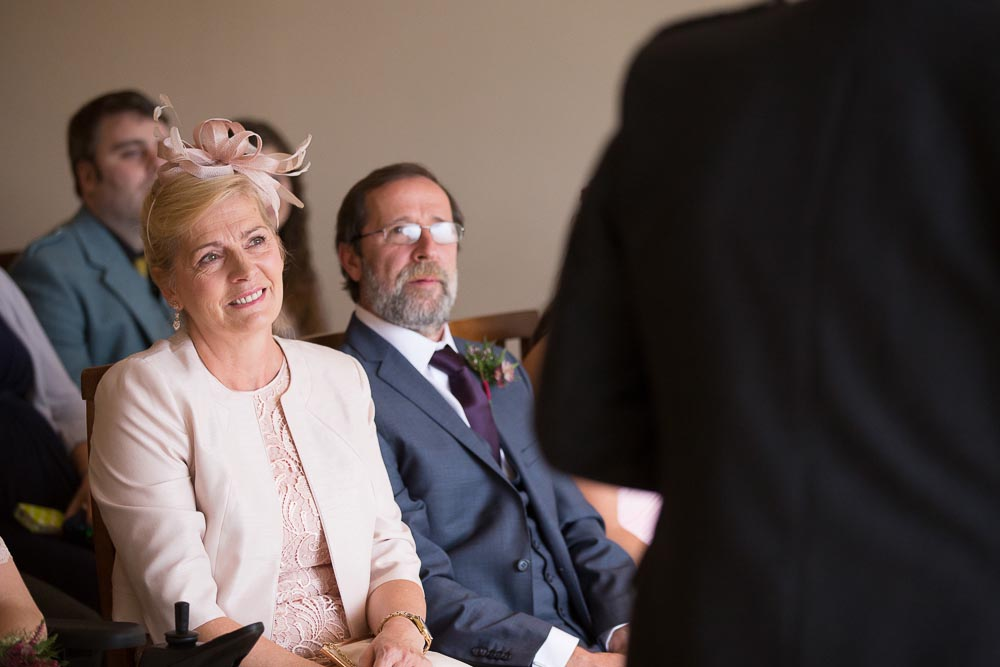 altskeith house wedding photography parents of bride