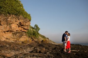 engagement photography photo shoot Dalgety Bay