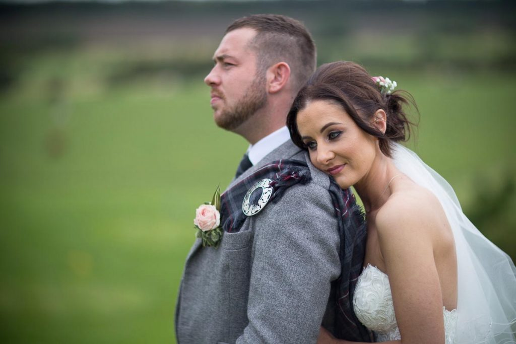 Forrester Park wedding photography dunfermline romantic couple