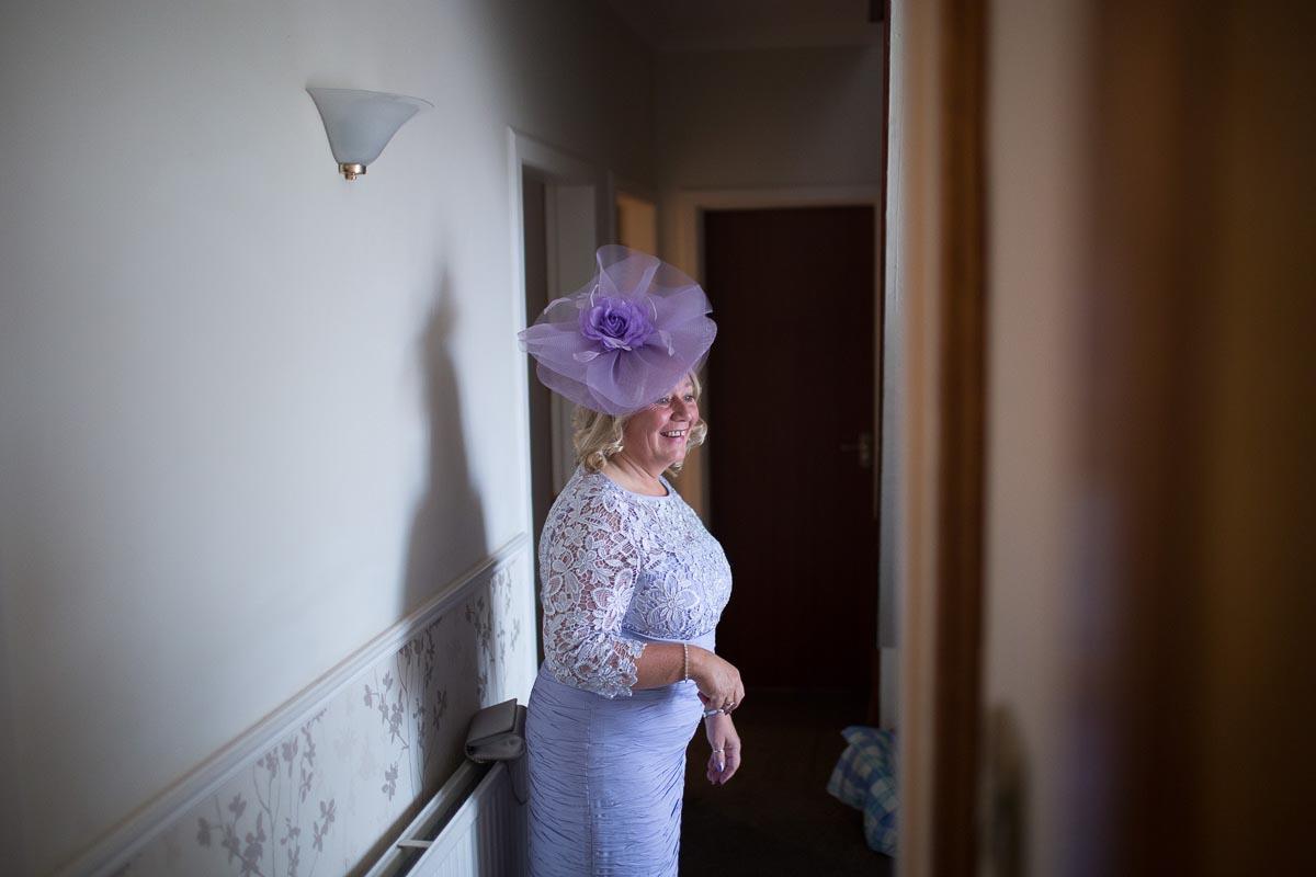 Forrester Park wedding photography mother of groom