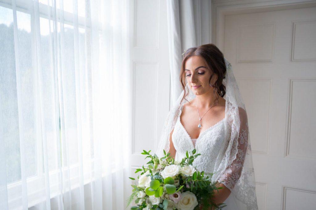 Balbirnie House bride