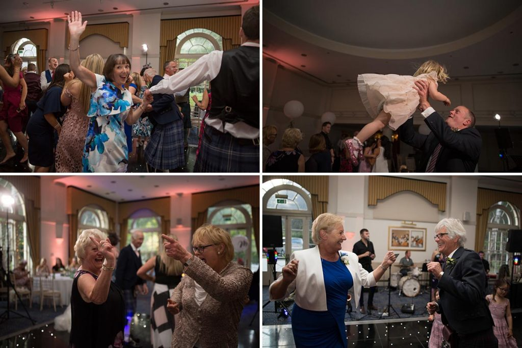 Balbirnie House dancing