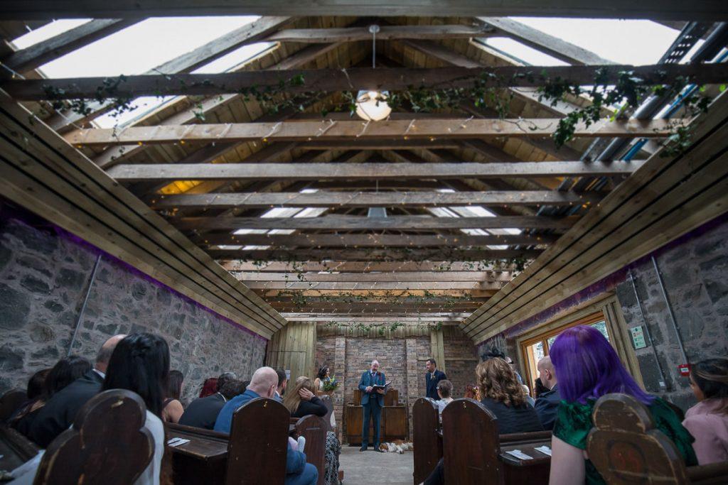 comrie croft wedding venue