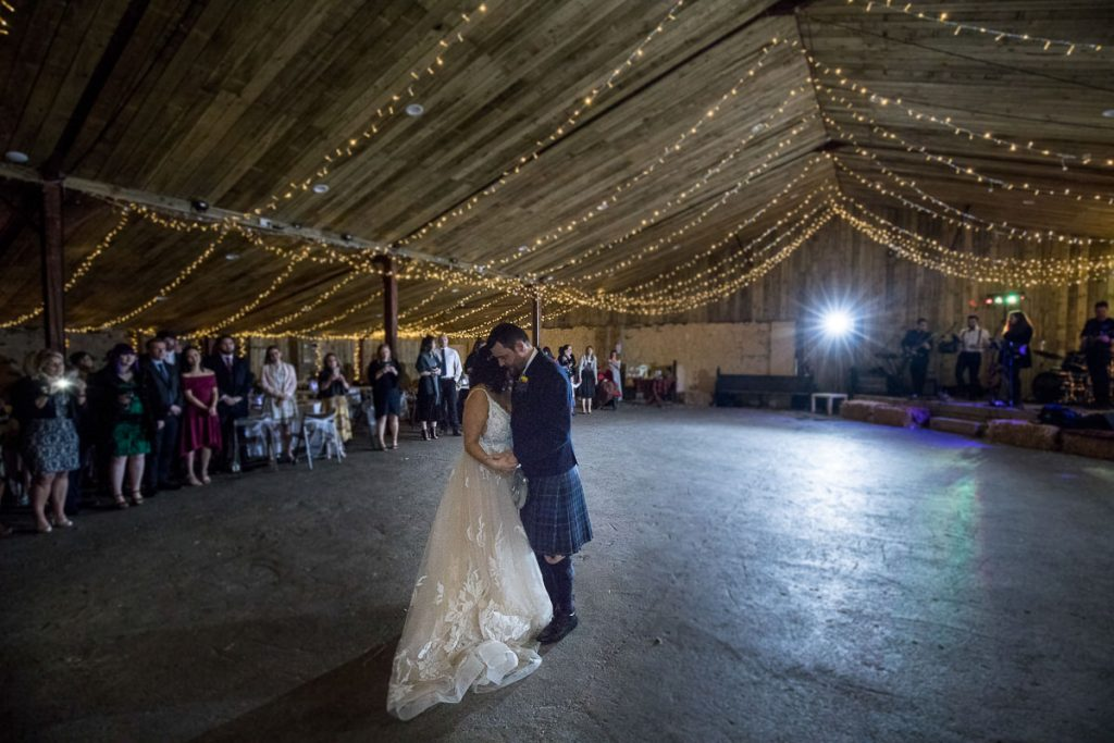 comrie croft first dance